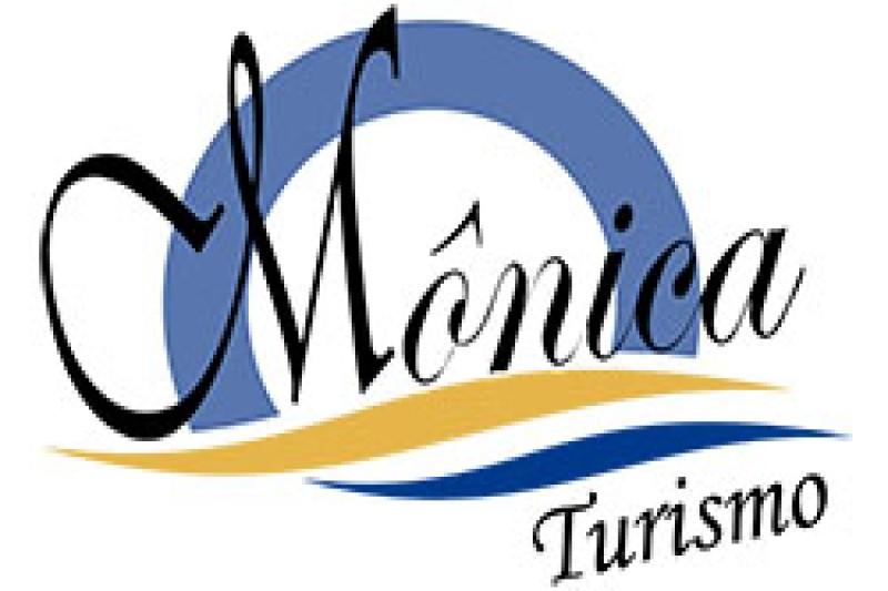 Logotipo Mônica Turismo