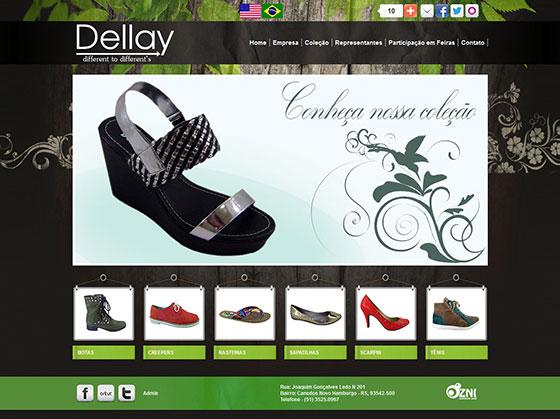 Dellay Calçados
