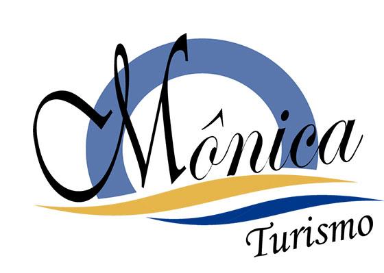 Logomarca Mônica Turismo